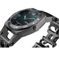Leatherman Tread Tempo Wearable Multitool Watch - Black Stainless